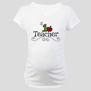 School Teacher Maternity T-Shirt