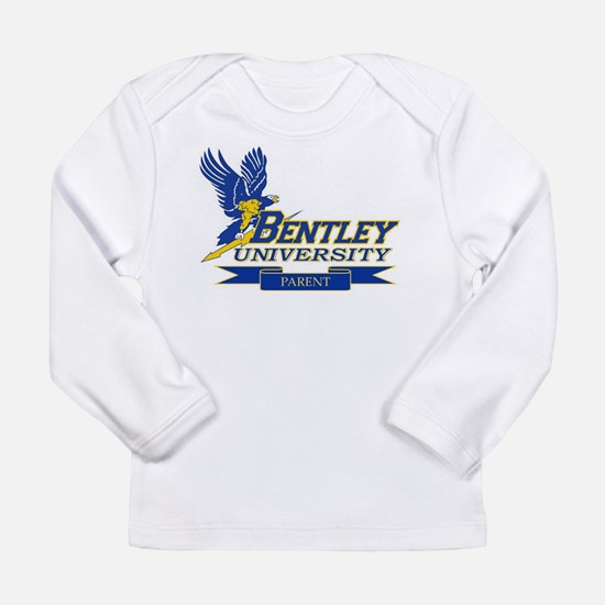 BENTLEY UNIVERSITY PARENT Long Sleeve Infant T-Shi
