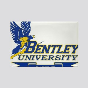 BENTLEY UNIVERSITY PARENT Rectangle Magnet