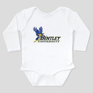 BENTLEY UNIVERSITY Long Sleeve Infant Bodysuit