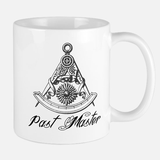 Past Master with Jewel Mug