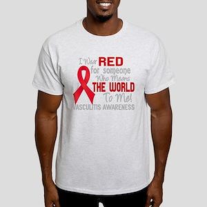 Vasculitis MeansWorldToMe2 T-Shirt