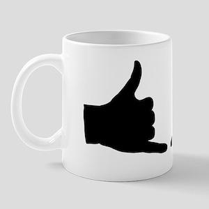 Shaka Hand Sign Mug