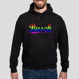 Busch, Rainbow, Hoodie (dark)