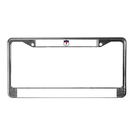 MSPC License Plate Frame