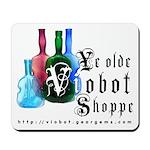 Viobot Shoppe Mousepad
