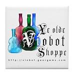 Viobot Shoppe Tile Coaster