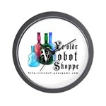 Viobot Shoppe Wall Clock