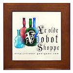 Viobot Shoppe Framed Tile