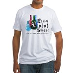 Viobot Shoppe Fitted T-Shirt
