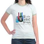 Viobot Shoppe Jr. Ringer T-Shirt