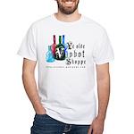 Viobot Shoppe White T-Shirt