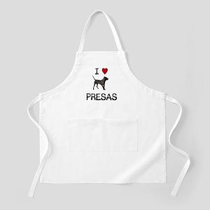 I love Presas BBQ Apron