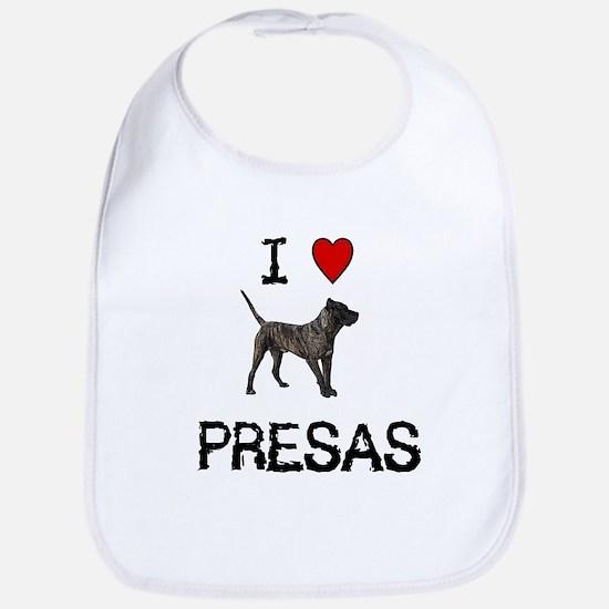 I love Presas Bib