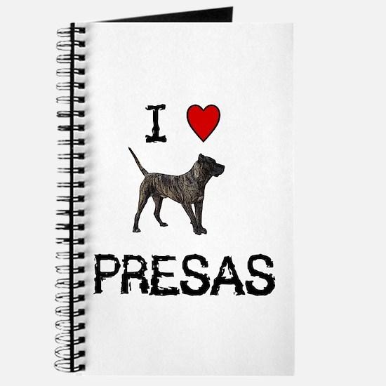 I love Presas Journal