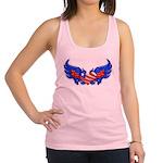 heartwings4a Racerback Tank Top