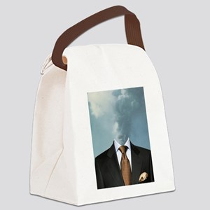 Fumar Canvas Lunch Bag