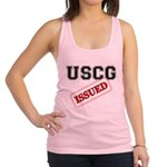 USCG Issued Racerback Tank Top