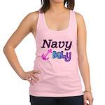 navybaby Racerback Tank Top