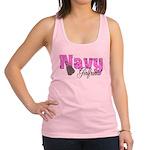 navyfgirlfriend99 Racerback Tank Top
