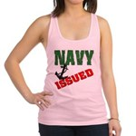 navyissued5 Racerback Tank Top