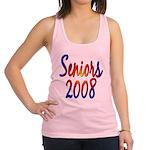 seniors2008 Racerback Tank Top