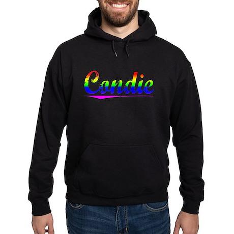 Condie, Rainbow, Hoodie (dark)