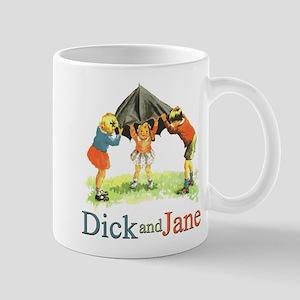 Dick and Jane Mug
