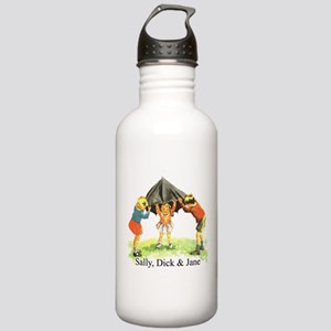 Sally, Dick and Jane Stainless Water Bottle 1.0L