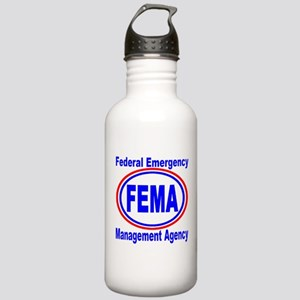 FEMA Stainless Water Bottle 1.0L