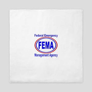 FEMA Queen Duvet