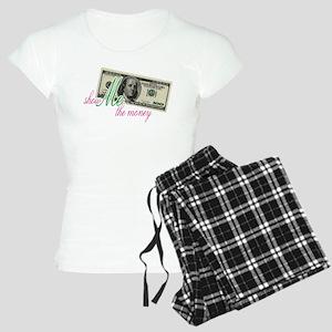Show Me the Money Women's Light Pajamas