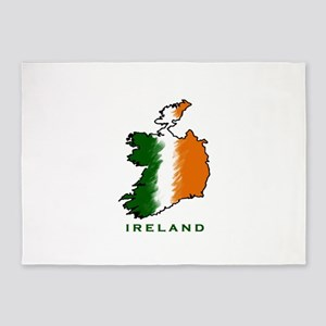 IRISH 5'x7'Area Rug