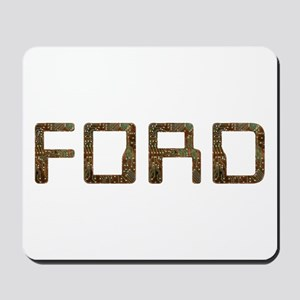 Ford Circuit Mousepad