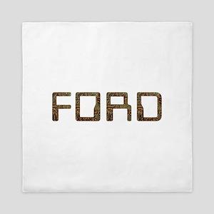 Ford Circuit Queen Duvet