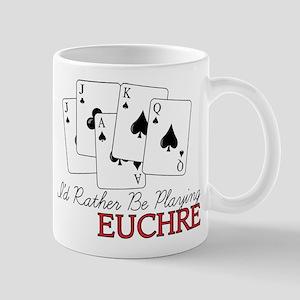 Euchre Playing Mug
