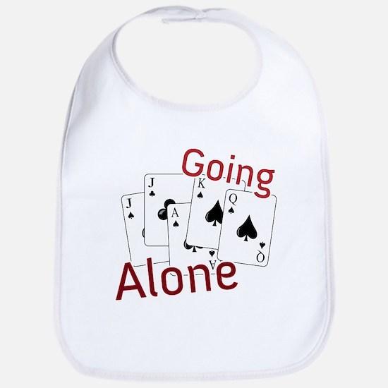 Going Alone Bib