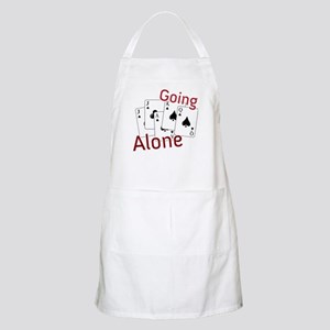 Going Alone Apron