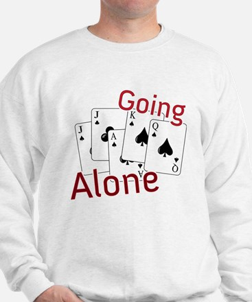 Going Alone Sweatshirt