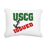 uscgissued5 Rectangular Canvas Pillow