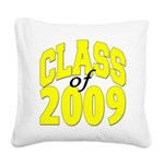 classof2009b Square Canvas Pillow