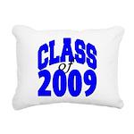 classof2009a Rectangular Canvas Pillow