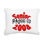 seniorclass08 Rectangular Canvas Pillow