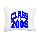 classof08 Rectangular Canvas Pillow