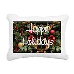 Christmas Rectangular Canvas Pillow