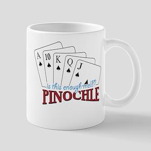 Pinochle Cards Mug