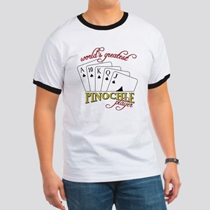 Pinochle Player Ringer T