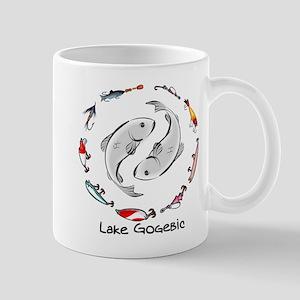 Yin & the Yang Large Mugs