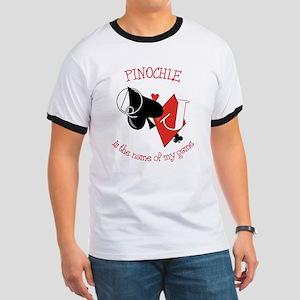 Pinochle Ringer T