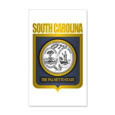 South Carolina State Seal (B) Wall Decal